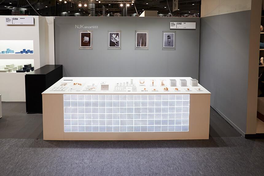 Maison & Objet in Paris 2018 中島重久堂